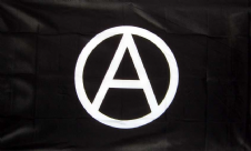 ANARCHY - 5 X 3 FLAG